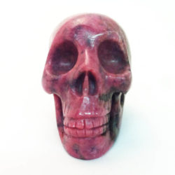 Gifts from the Earth Gemstone skull 3