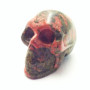 Gifts from the Earth Gemstone skull