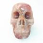 Rose Quartz Skull 3