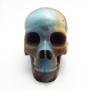 Amazonite Skull