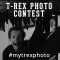 T-REX PHOTO CONTEST ON INSTAGRAM