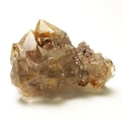 Golden Rutilated Quartz from Brazil