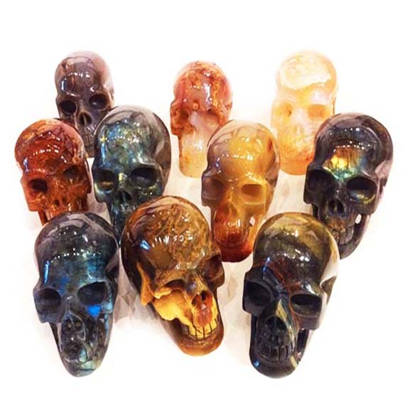 Gifts from the Earth Skulls