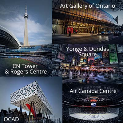 Tourist Attractions Toronto