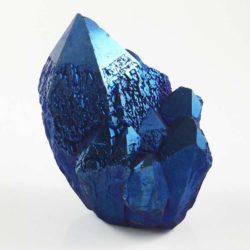 Titanium Cobalt Aura Quartz