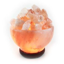 Himalayan Salt Crystal Lamp Bowl